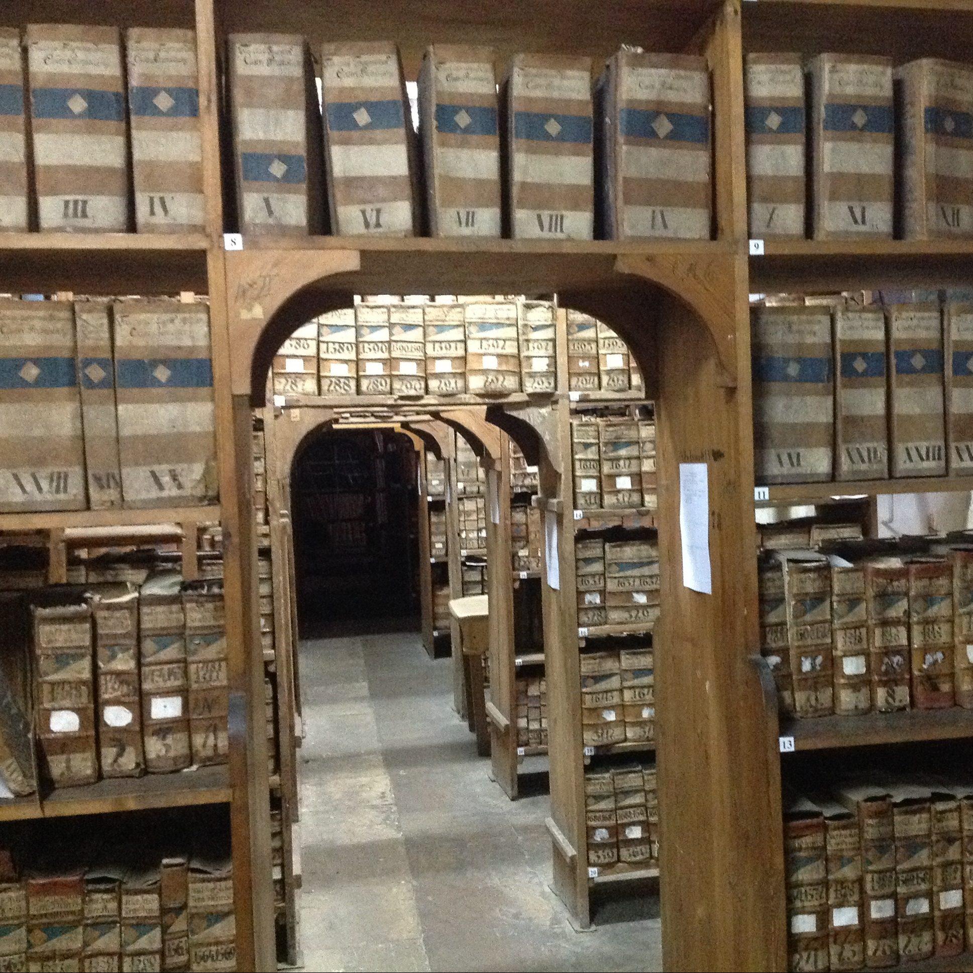 Комплексна інформатизація архіву